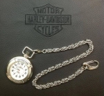 Custom byzantine chainmaille watch chain